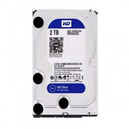 Hd Western Digital  Sata 2tb 3.5 Blue 5400rpm 64mb Cache Sata