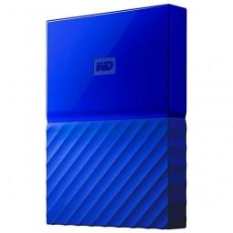 "HD Externo de 1TB WD My Passport WDBYNN0010BWT-0B 2.5"" USB 3.0 Azul"