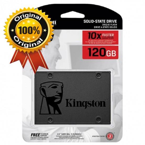 SSD Kingston 120GB A400 Sata III Blister - SA400S37
