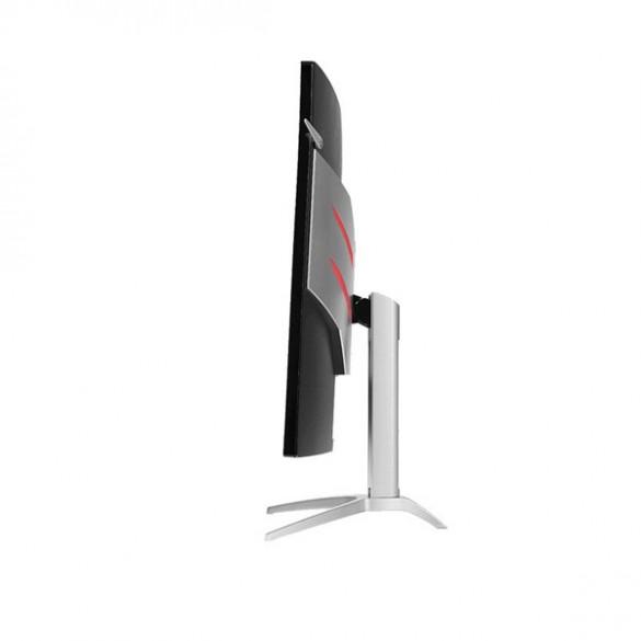 """Monitor Led 31.5"""" Aoc Gamer 1920x1080 Curvo 144Hz Freesync -AG322FCX/75"""