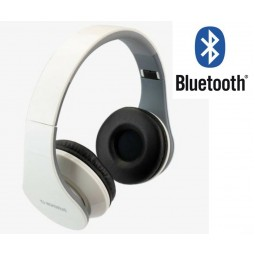 Fone Sem Fio Via Bluetooth Head Phone Evolut Eo-601