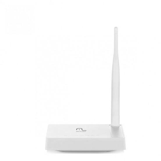 Roteador Wireless 150mbps Antena Fixa 4portas Lan Re057