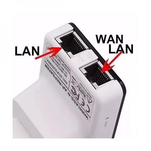 Repetidor De Sinal Wifi Wireless