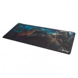 Mouse Pad Gamer Evolut EG402 Blue 70cm X 30cm