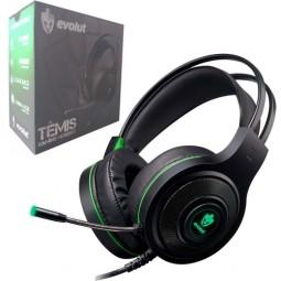 Headset Gamer Evolut Têmis Power Gaming