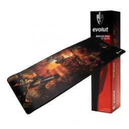 Mouse Pad Gamer Evolut Eg-402 Rd 70 X30 Cm  Hv-mp861