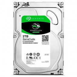 HD Interno de 2TB Seagate BarraCuda ST2000DM006 para PC