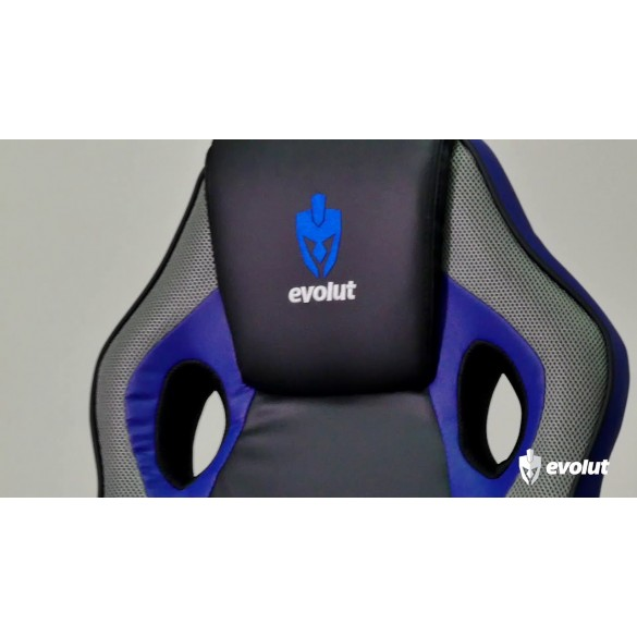 Cadeira Gamer  Evolut Eg 901