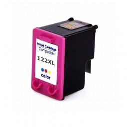 Cartucho De Tinta Compatível Hp 122XL Color