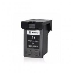 Cartucho De Tinta Compatível Hp 21XL Black