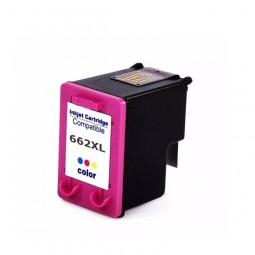 Cartucho De Tinta  Compatível Hp 662XL Color