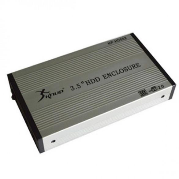Case HD Sata Notebook 3.5 Modelo : KP-HD002
