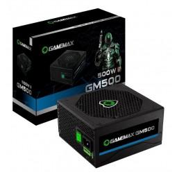 Fonte GAMEMAX GM500 – 500W, 80 Plus Real Bronze