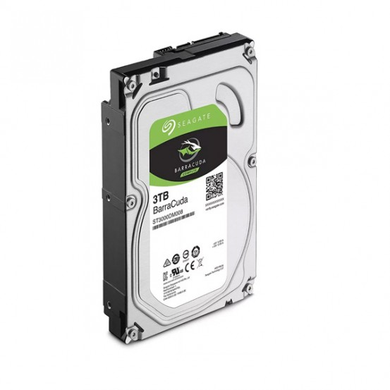 Hd Seagate Barracuda 3tb 3000gb 64mb