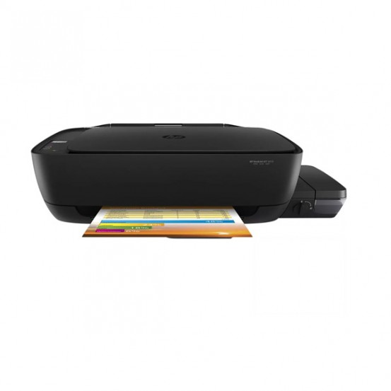 Impressora Hp Deskjet Bulk Ink Gt 5810 3 Em 1
