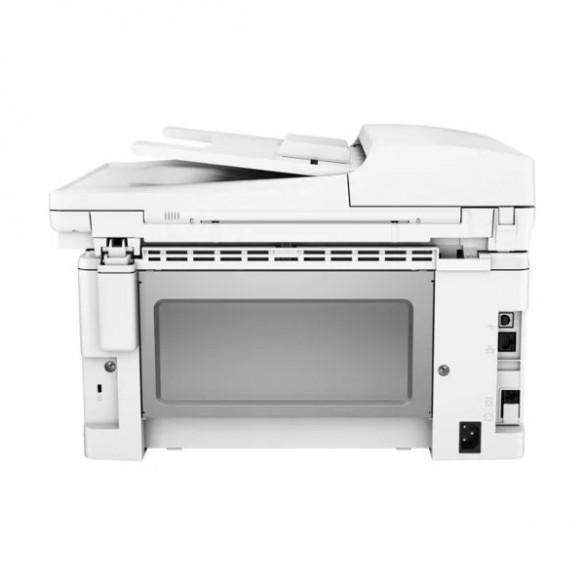 Impressora Hp Multifuncional Laser Jet Monocromática  Pro Mfp M130fw