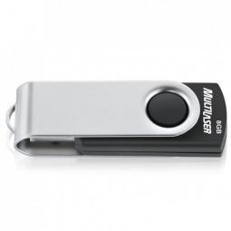 Pen Drive Multilaser Twist 8gb Usb