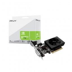 Placa de Vídeo Geforce GT Mainstream Nvidia 710 2GB DDR3 64BIT