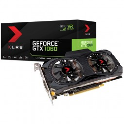 Placa de Vídeo GTX 1060 DUAL FAN 3GB DDR5 192BIT