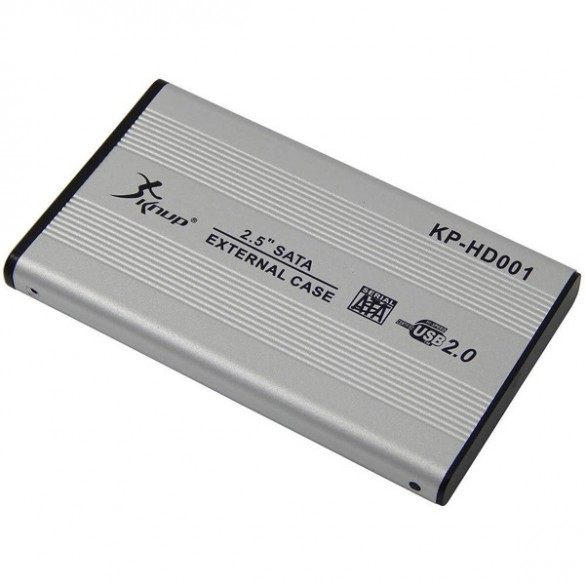 Case HD Sata 2.5 Modelo :KP-HD001