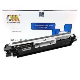 TONER HP 130A CF350A 350A CP1020 CP1025 M175 M176 M177 M275 - PRETO - COMPATÍVEL - 1.2K