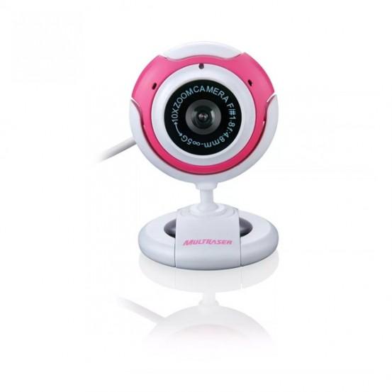 Webcam New Vision Rosa 16 Mp Snap Shot